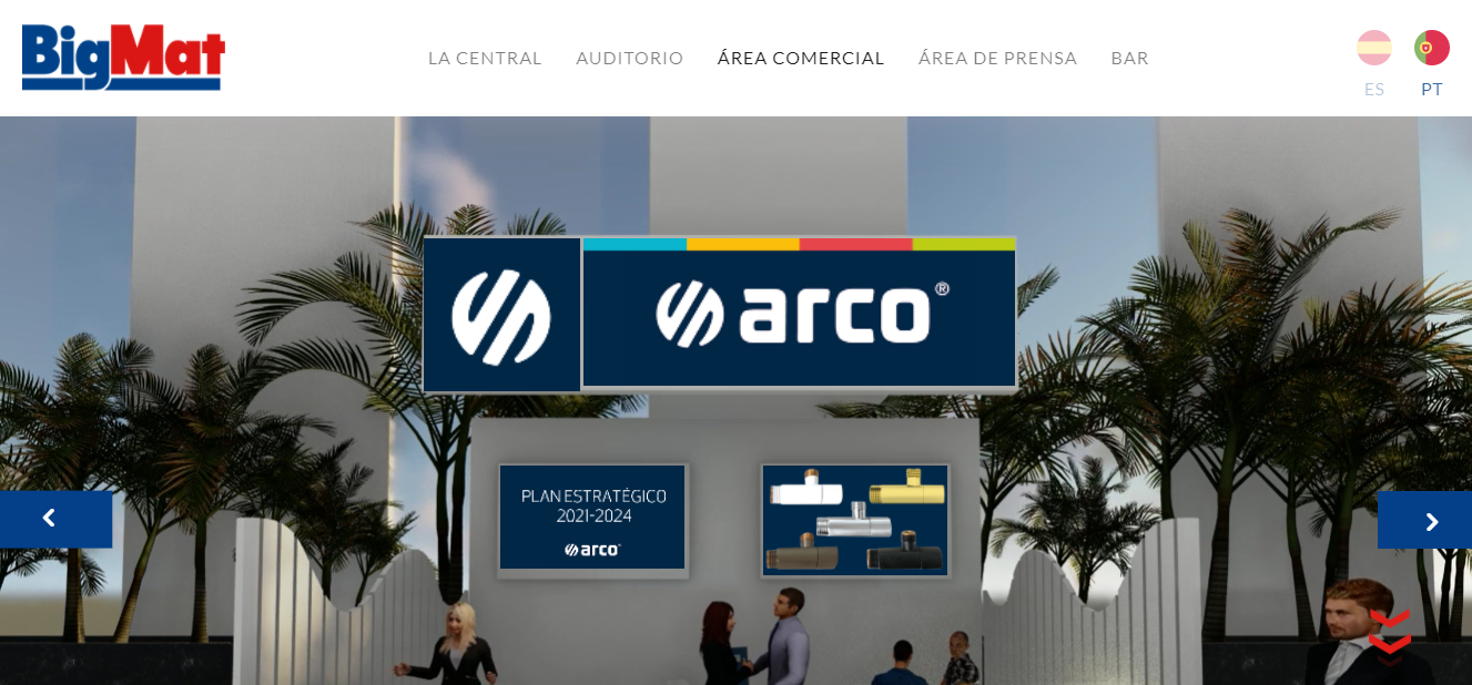 BigMat Arco 2021