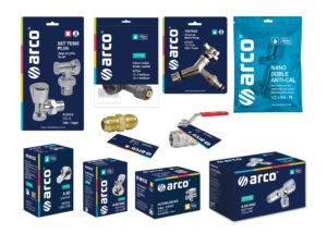 nueva identidad de marca Arco